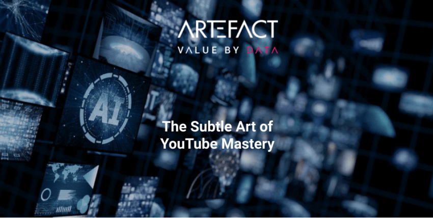 YouTube Webinar Artefact