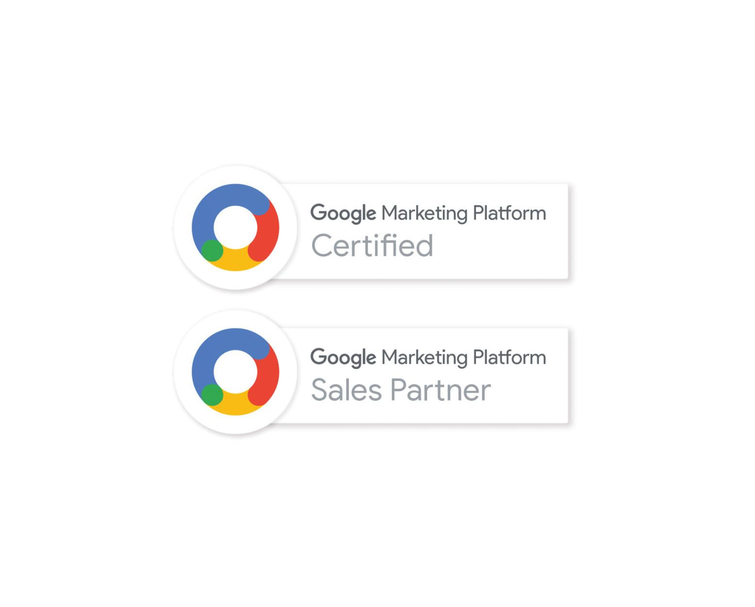 Artefact is Google Marketing Platform Certified Partner and Reseller