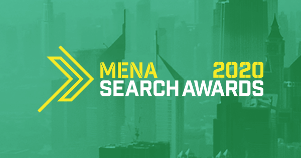 Artefact MENA shortlisted 6 times at 2020 MENA Search Awards