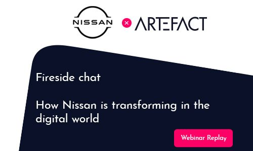 Webinar replay - How Nissan is transforming in the digital world