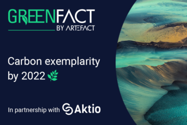 Introducing GreenFact: our initiative to become carbon exemplary by 2022 🌿