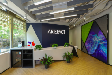 Artefact China opens new office in Shanghai