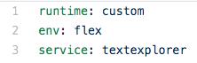 app.yaml file example