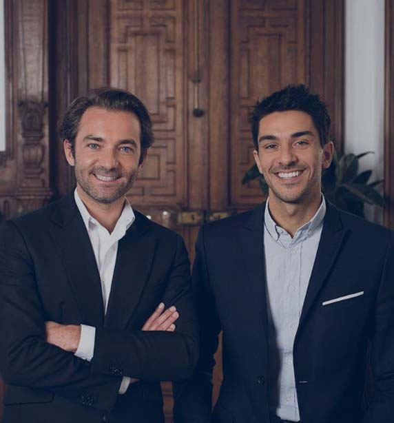 Artefact - Our co-founders and co-ceos